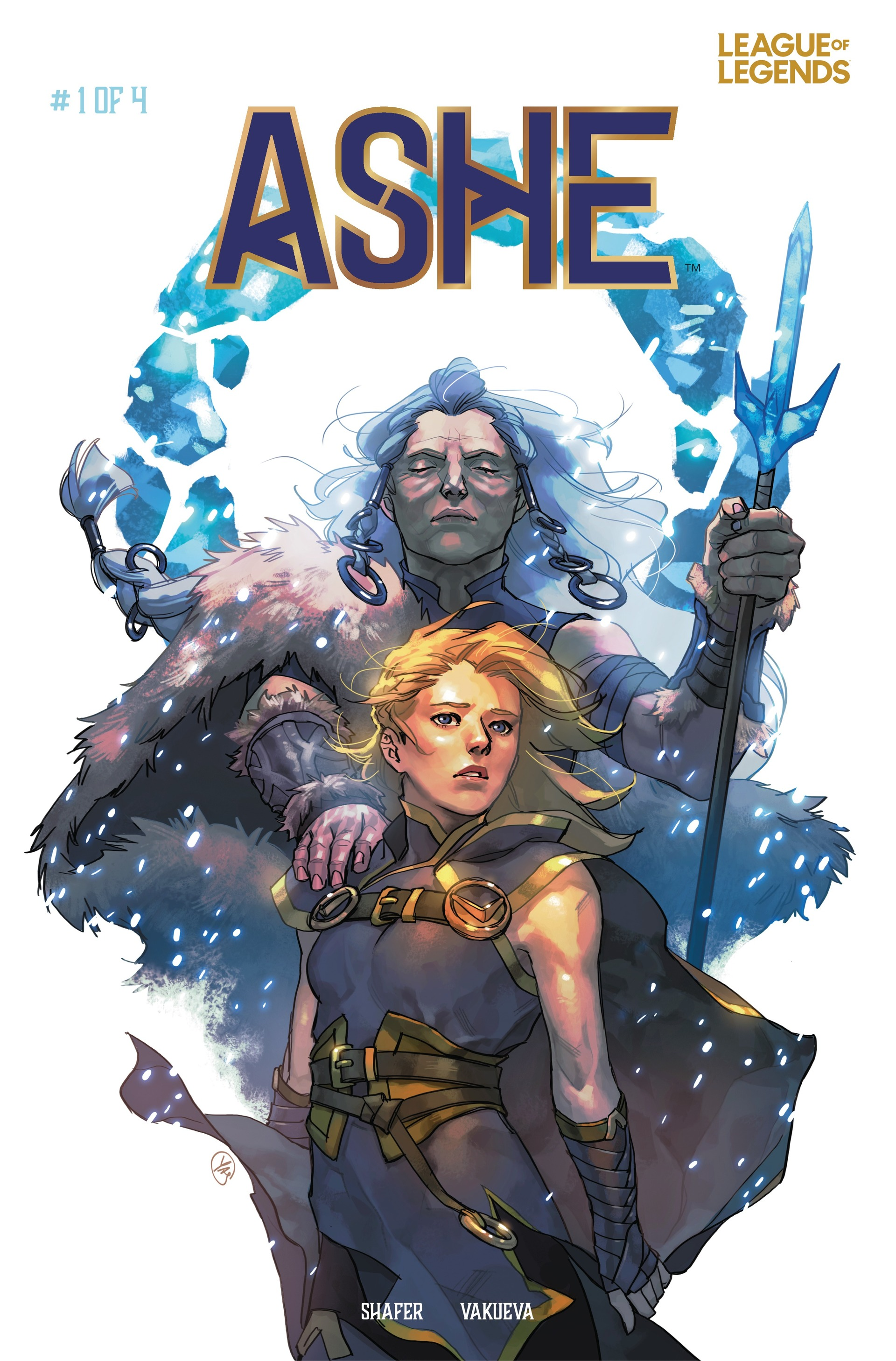 Issue #1 - Comics - Universe of League of Legends