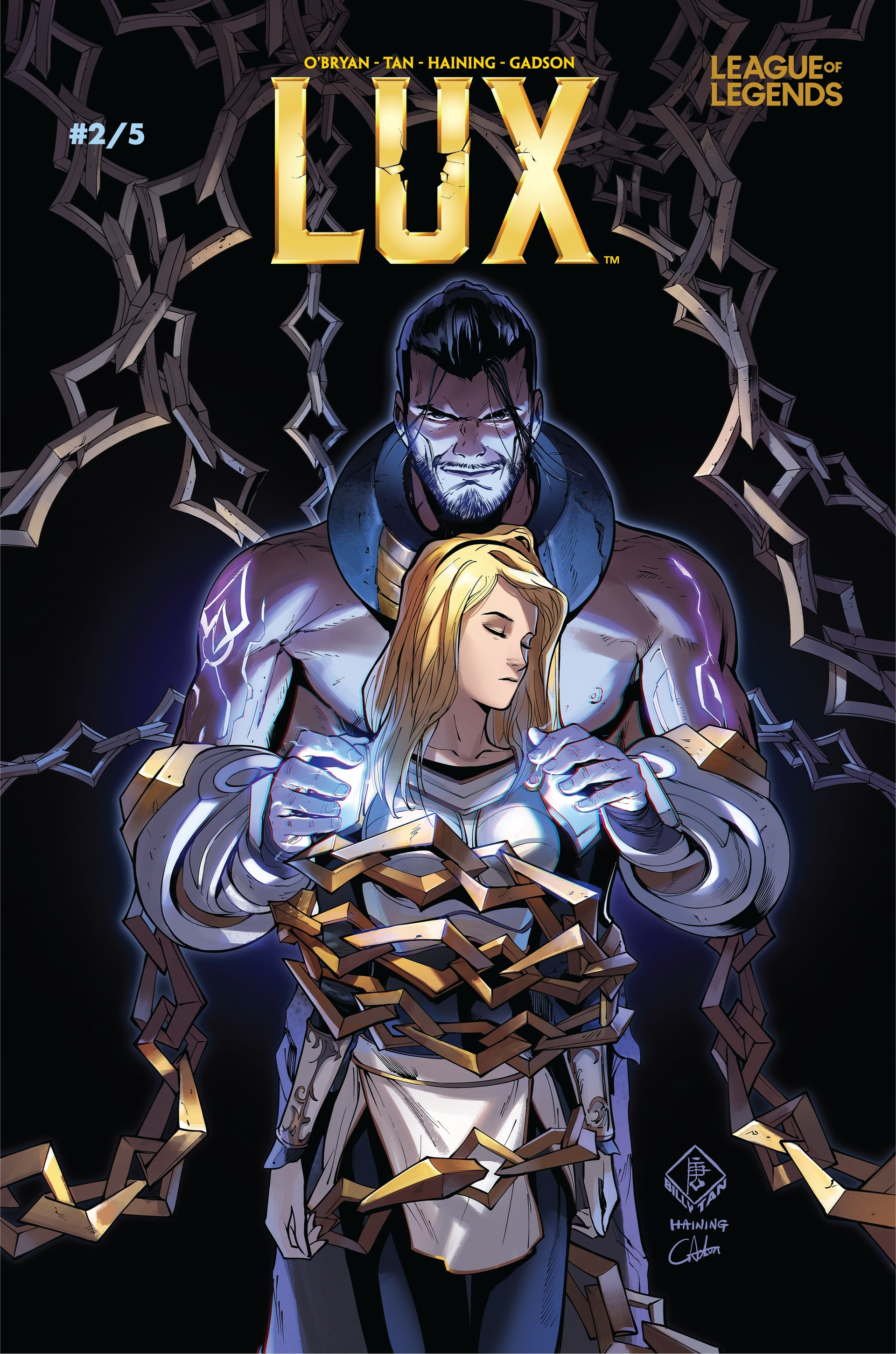 Is It Just Me Or Does Sylas Look Kind Of Like A Rapist In This Cover Im Not Saying They Have To Change Apologize For But Should At