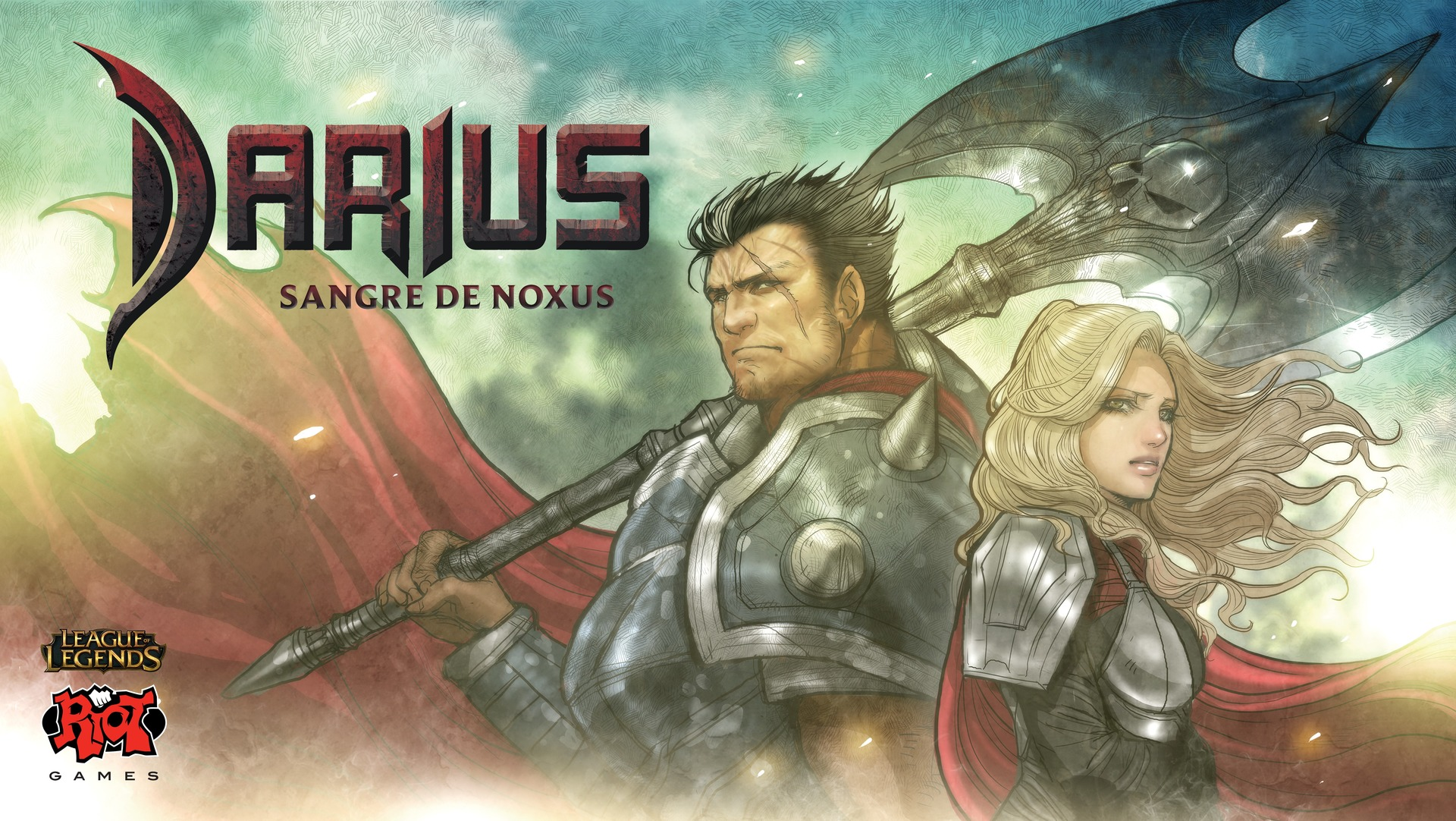 darius noxus